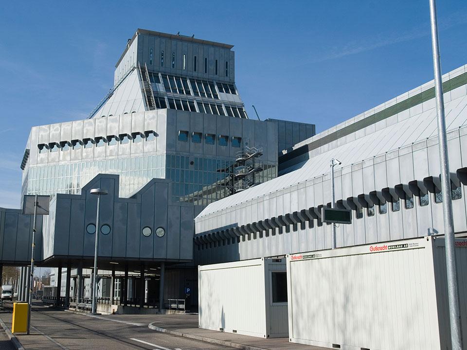 Briefzentrum Post Schlieren | Lenzlinger Söhne AG