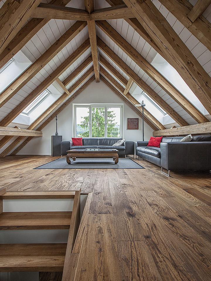 bauernhaus umbau lenzlinger s hne ag. Black Bedroom Furniture Sets. Home Design Ideas